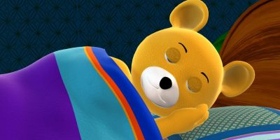 Teddy Bear Teddy Bear Turn Around – 3D Baby Songs & Nursery Rhymes for Children