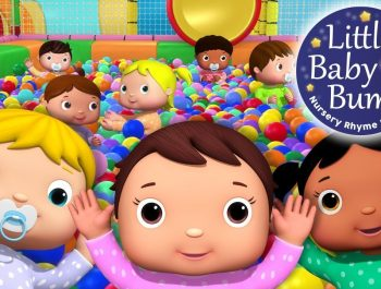 """Ten Little Funny Babies"" Playground 