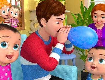 Balloon Song |+More BST Kids Songs & Nursery Rhymes