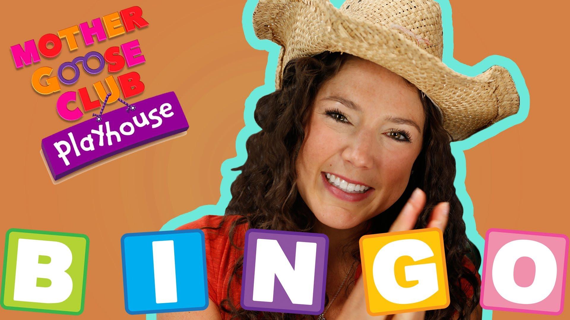 Bingo   Mother Goose Club Playhouse Kids Video