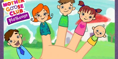 The Finger Family | Mother Goose Club Playhouse Kids Song