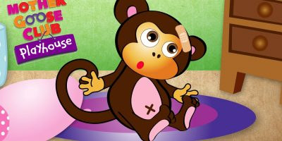 Five Little Monkeys | Mother Goose Club Playhouse