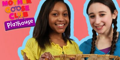 One Potato, Two Potato   Mother Goose Club Playhouse Kids Video