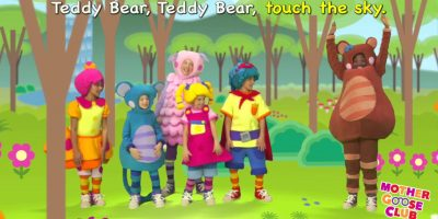 Teddy Bear, Teddy Bear (HD) – Mother Goose Club Songs for Children