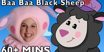 Baa, Baa, Black Sheep and More | Nursery Rhymes from Mother Goose Club