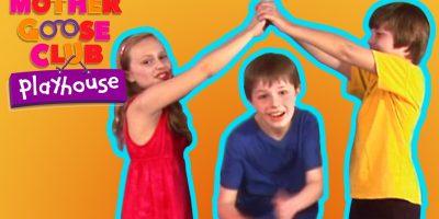 London Bridge Is Falling Down | Mother Goose Club Playhouse Kids Video