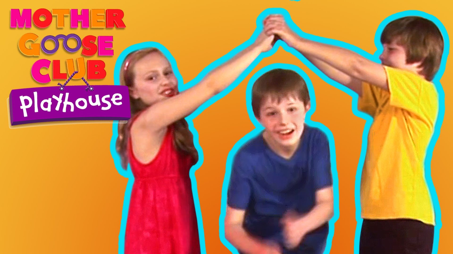 London Bridge Is Falling Down | Mother Goose Club Playhouse Kids Video