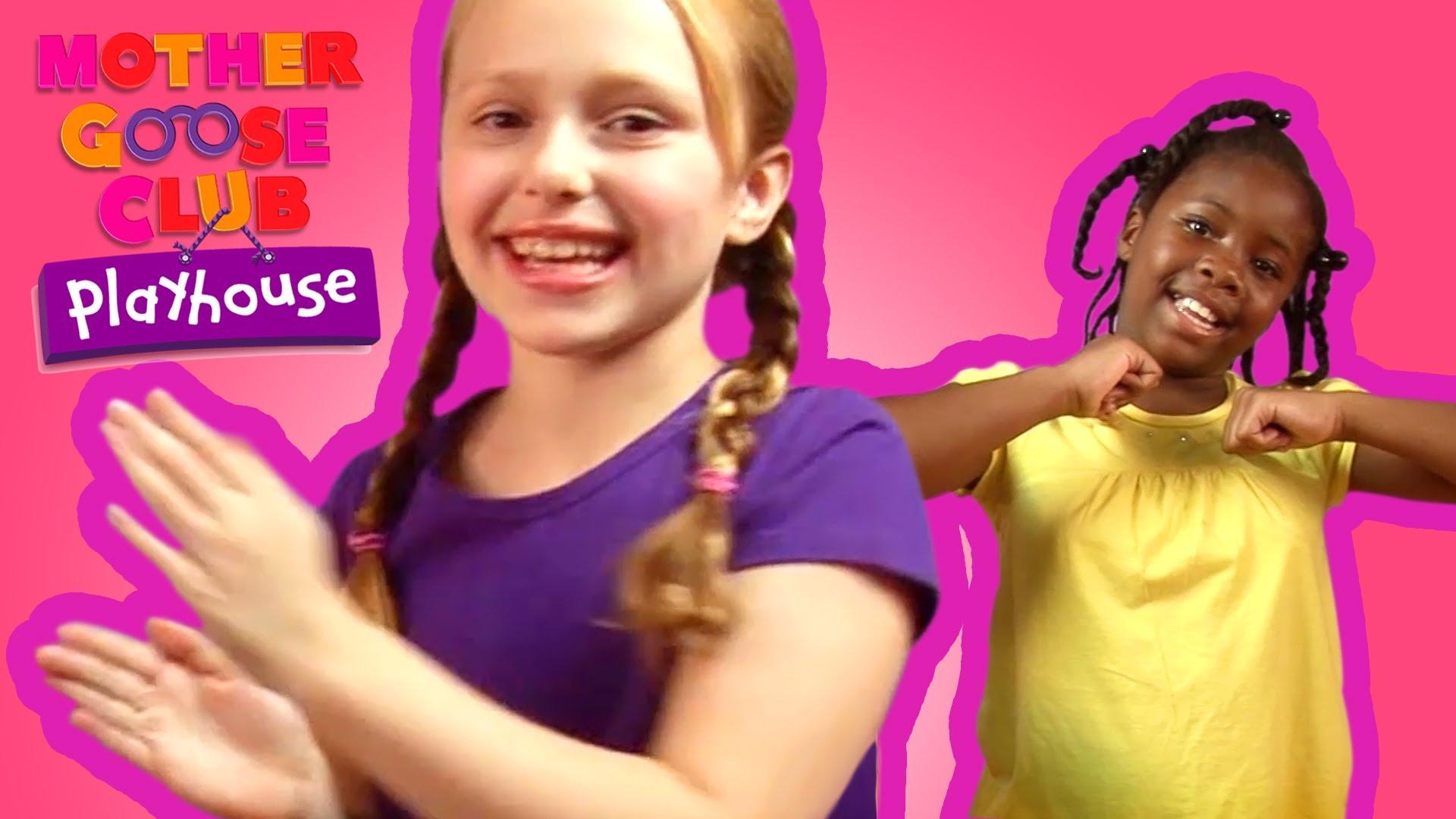 Pat-a-Cake   Mother Goose Club Playhouse Kids Video