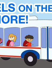 Wheels on the Bus and More   Kids Cartoon Collection