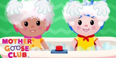 Scrub-a-Dub-Dub | Fun Bath Song | Mother Goose Club Songs for Children