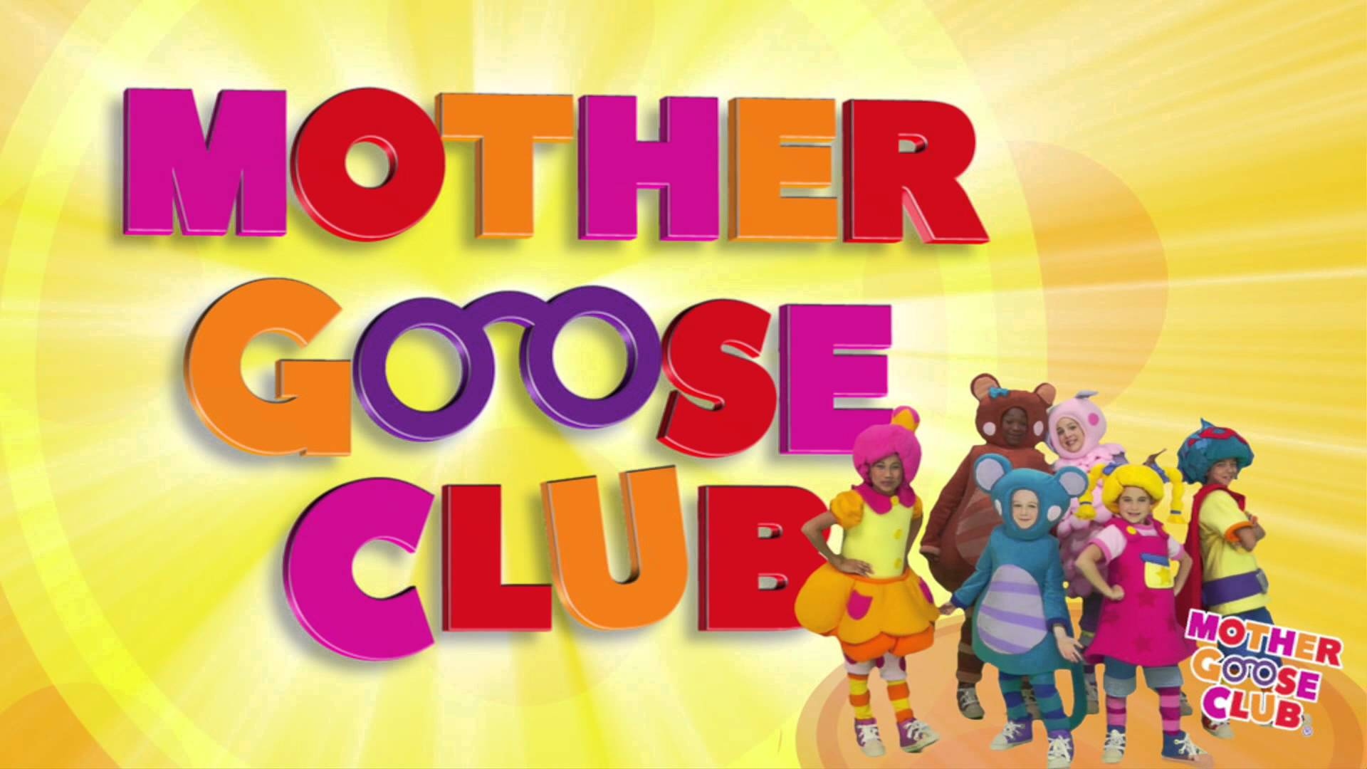 Mother Goose Club Theme Song (HD)