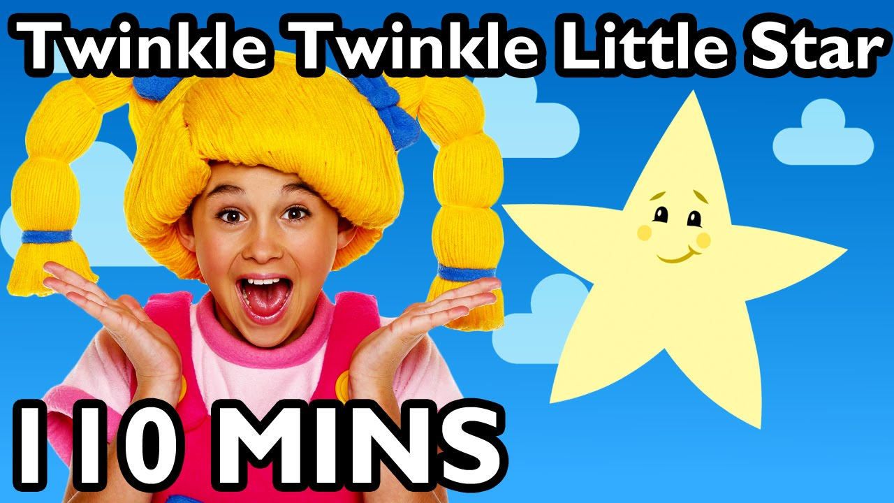 Twinkle Twinkle Little Star | Nursery Rhyme Collection from Mother Goose Club Playlist!