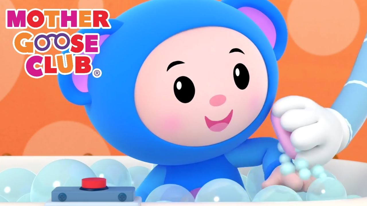 Learn Nursery Rhymes with Mother Goose Club | Scrub a Dub Dub | Baby Songs Compilation for Kids