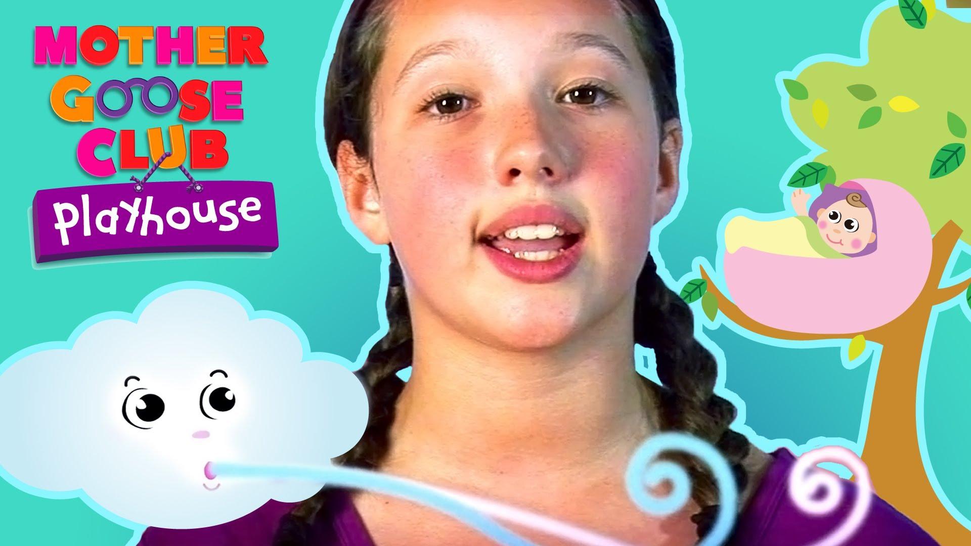 Rockabye Baby – Mother Goose Club Playhouse Kids Video