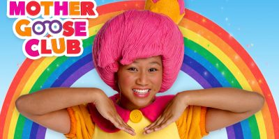 Rainbow, Rainbow | Mother Goose Club Songs for Children