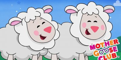 Little Bo Peep Animated | Mother Goose Club Baby Videos