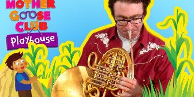 Little Boy Blue | Mother Goose Club Playhouse Kids Video