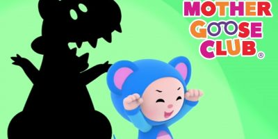 Giant Dinosaur Stomp + More Rhymes | Mother Goose Club | Kids Songs Nursery Rhymes | Animations