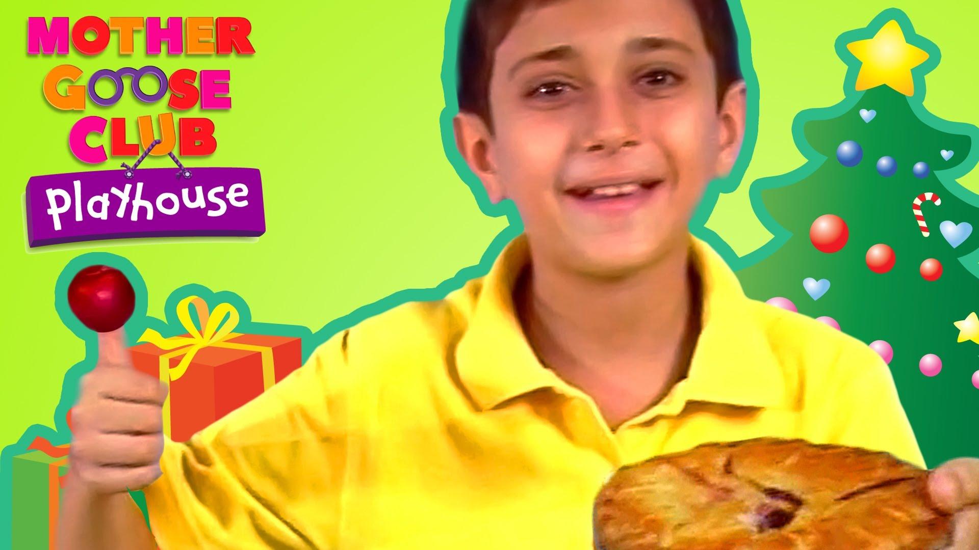 Little Jack Horner | Mother Goose Club Playhouse Kids Video