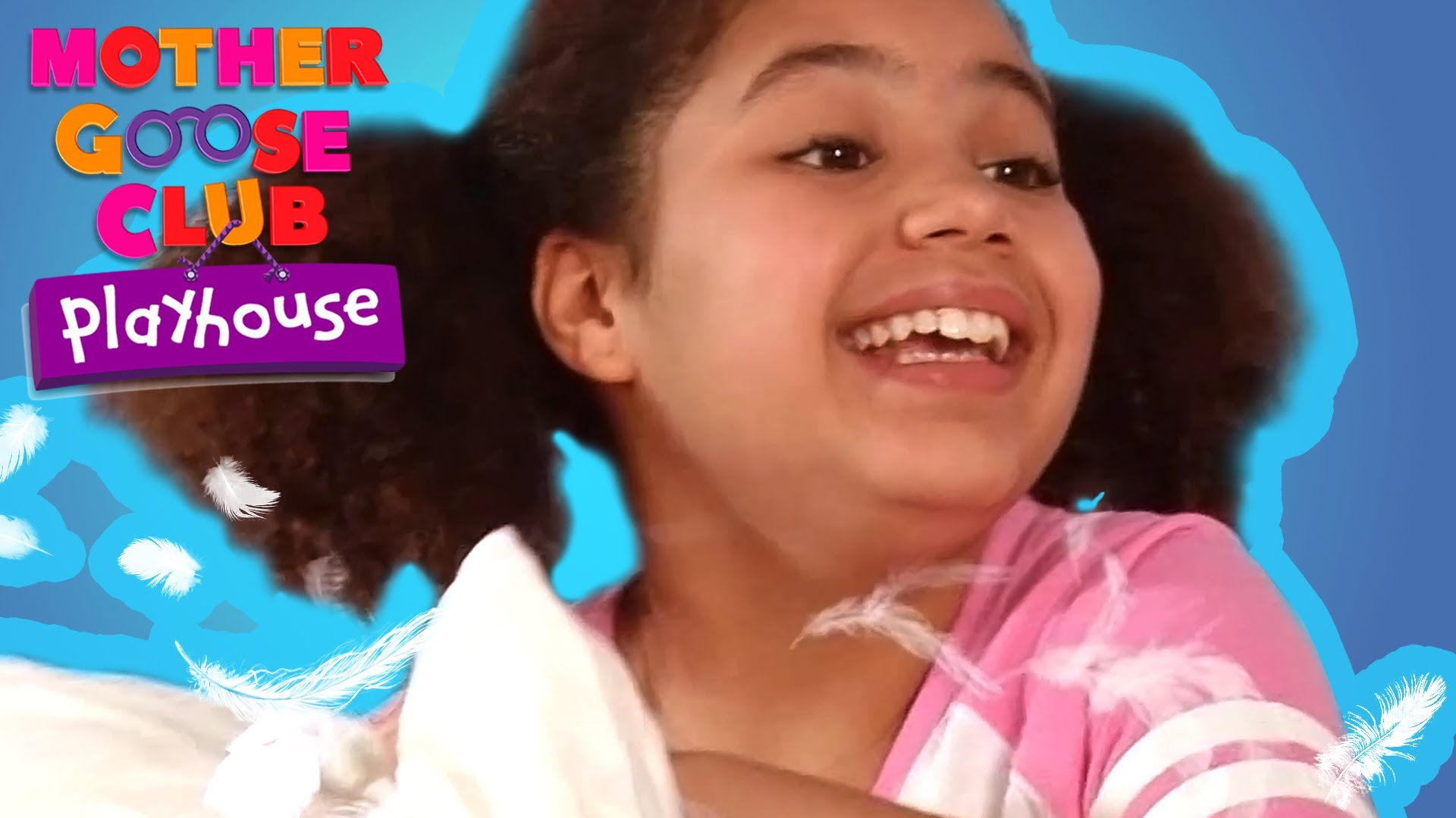 Cackle, Cackle, Mother Goose   Mother Goose Club Playhouse Kids Video