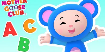 Bluesy ABC | Learn English Alphabet | Mother Goose Club Kid Songs and Baby Songs