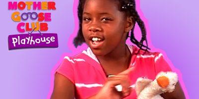 Goosey, Goosey Gander | Mother Goose Club Playhouse Kids Video