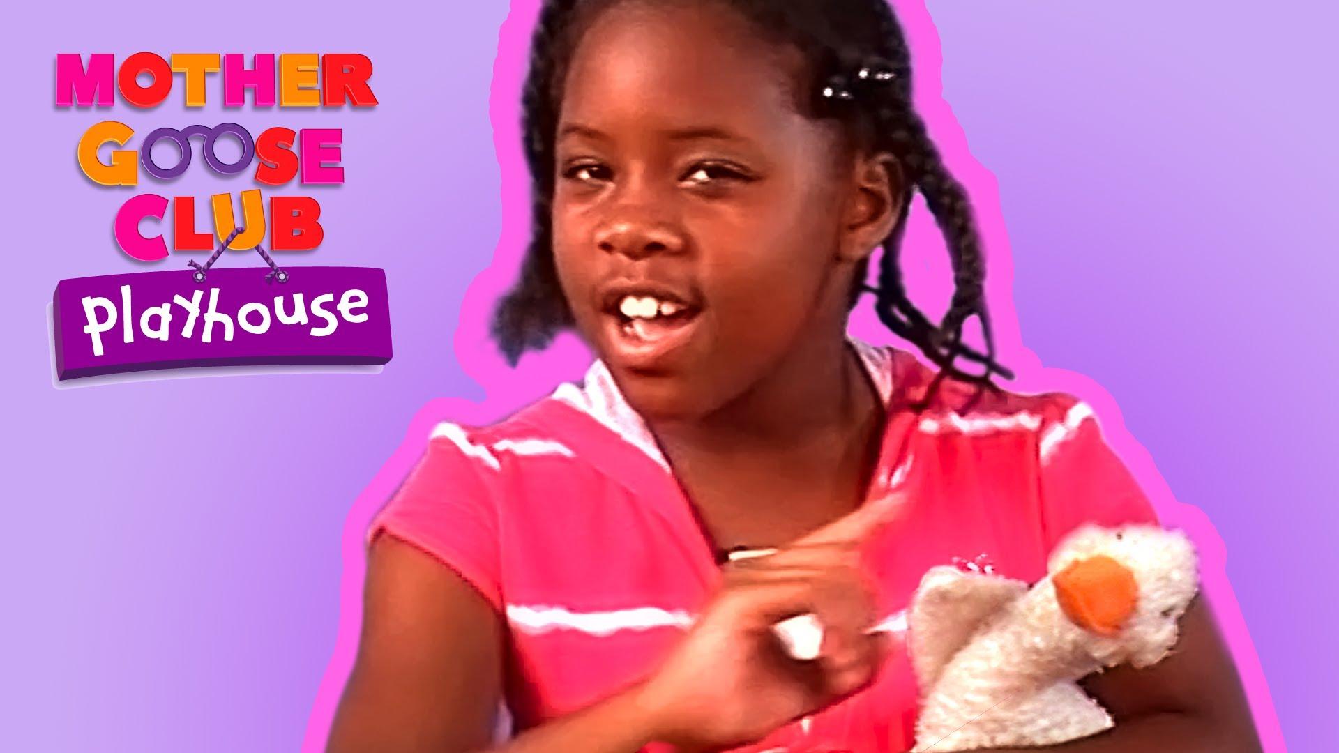Goosey, Goosey Gander   Mother Goose Club Playhouse Kids Video