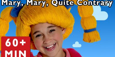 Mary, Mary, Quite Contrary and More | Nursery Rhymes from Mother Goose Club!