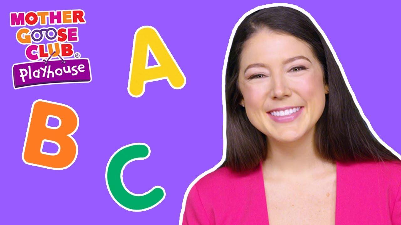 Phonics Song | DIY Learn English Alphabet | Mother Goose Club Playhouse Kids Video