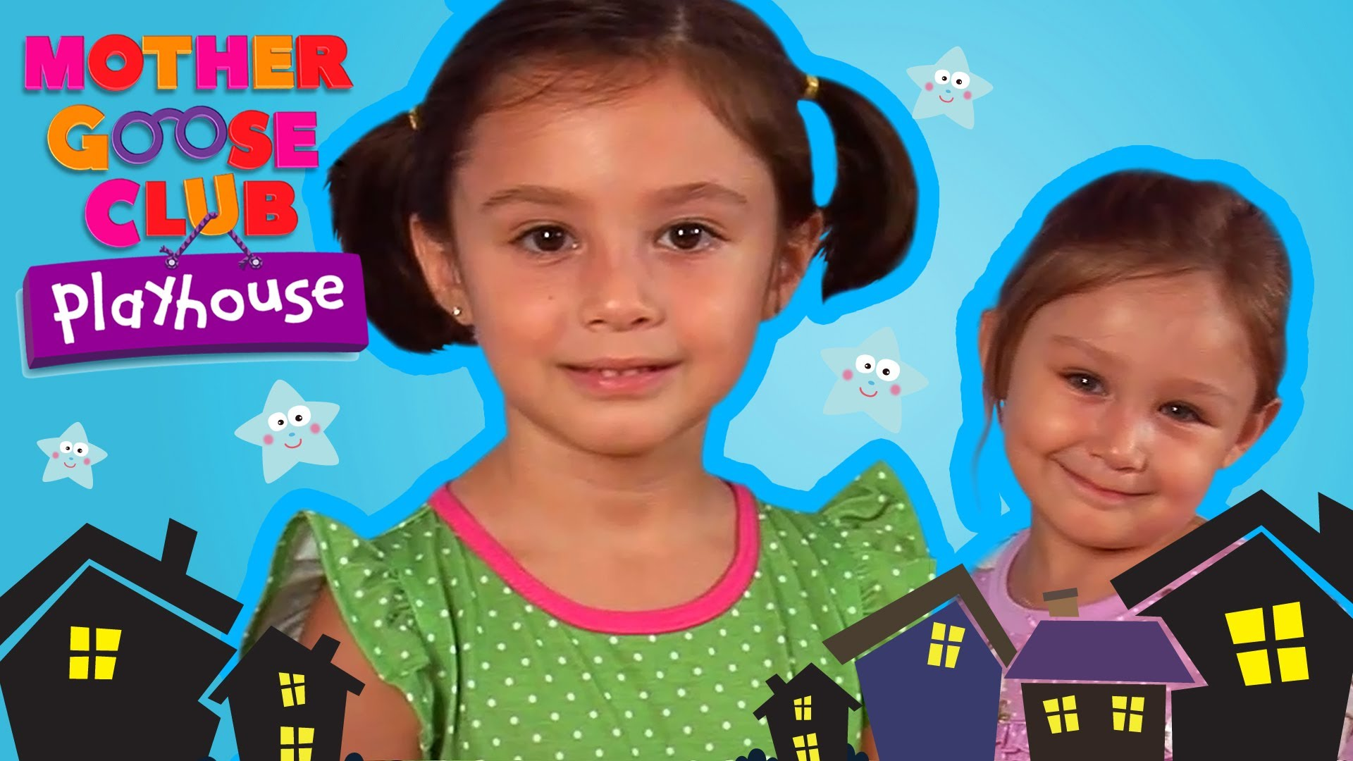 Girls and Boys Come Out to Play – Mother Goose Club Playhouse Kids Video