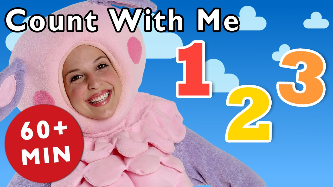 Count With Me and More | Nursery Rhymes from Mother Goose Club!