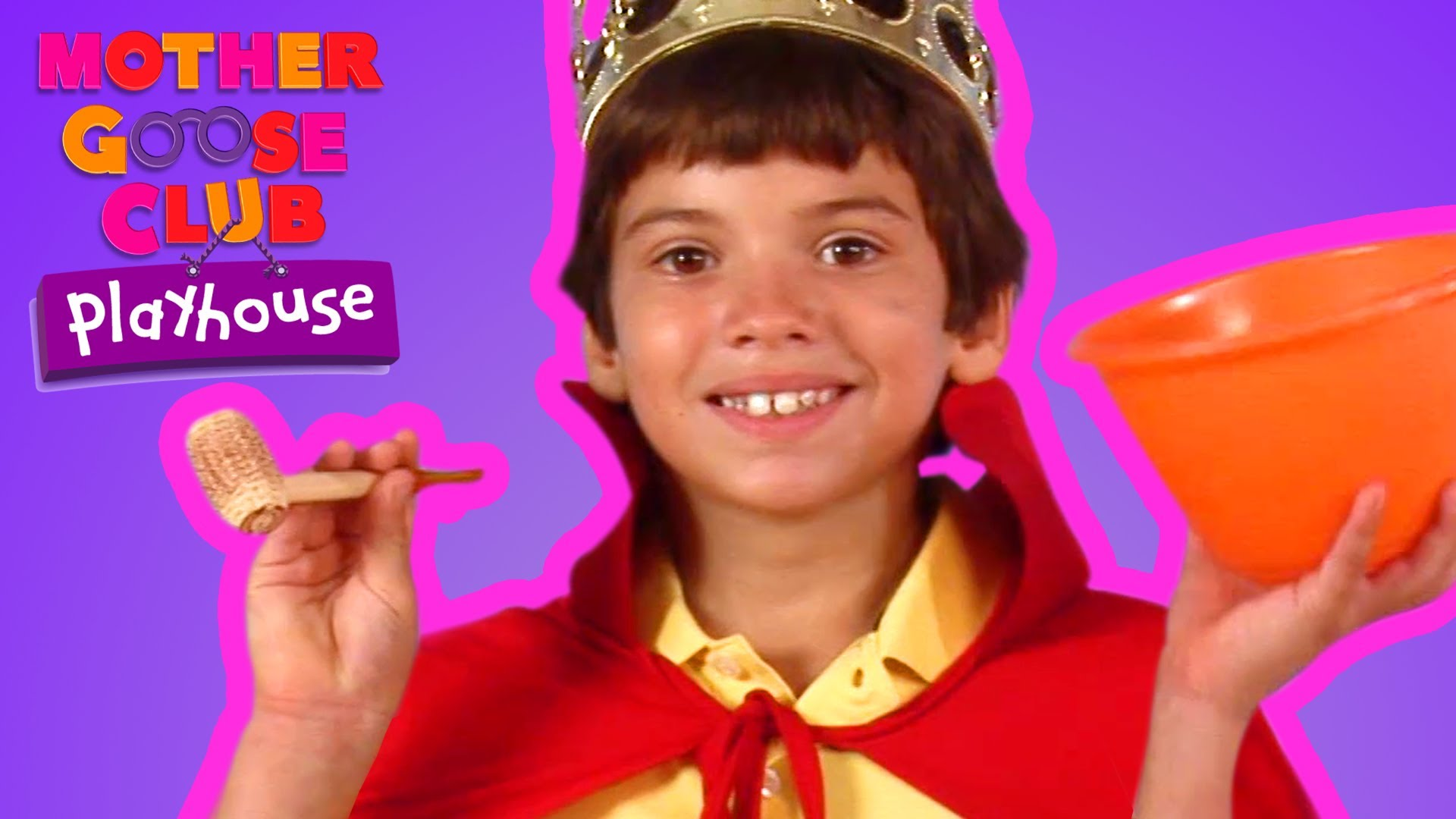 Old King Cole – Mother Goose Club Playhouse Kids Video