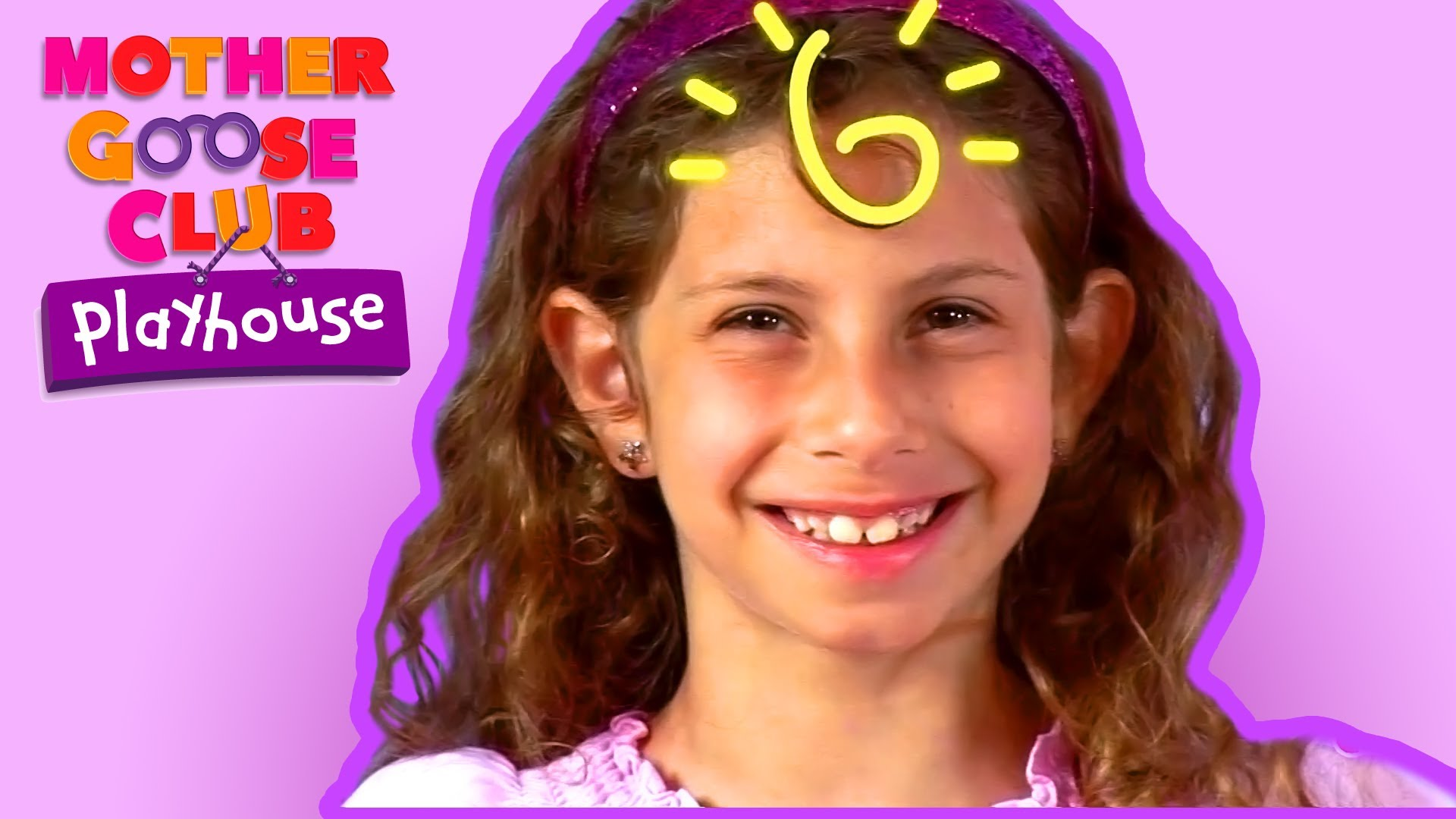 There Was a Little Girl | Mother Goose Club Playhouse Kids Video