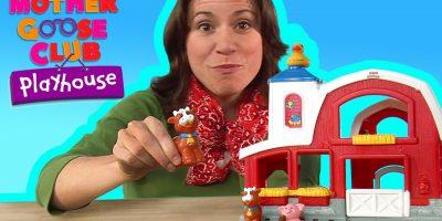Old MacDonald – Mother Goose Club Playhouse Kids Video