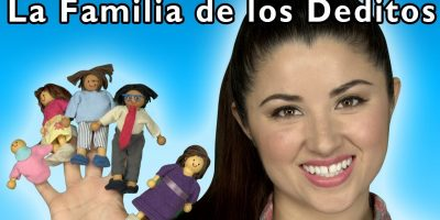 La Familia Dedo | Canciones Infantiles | Spanish Videos | Mother Goose Club en Español