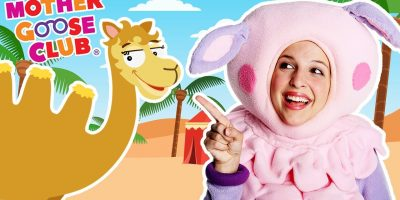 Alice the Camel | Funny Animal Counting Game | Mother Goose Club Songs for Children