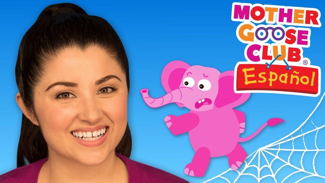 Un Elefante Se Balanceaba | Canciones Infantiles en Español | Mother Goose Club in Spanish