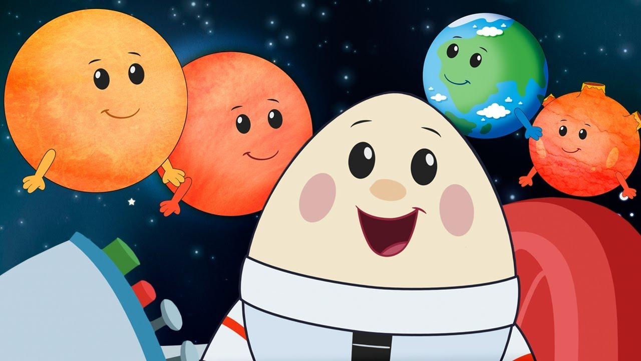 El Sistema Solar | Canciones Infantiles | Mother Goose Club en Español