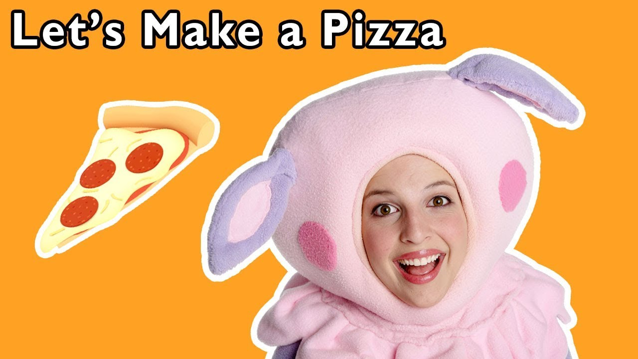 Let's Make a Pizza and More   TASTY FOOD VIDEOS   Baby Songs from Mother Goose Club!