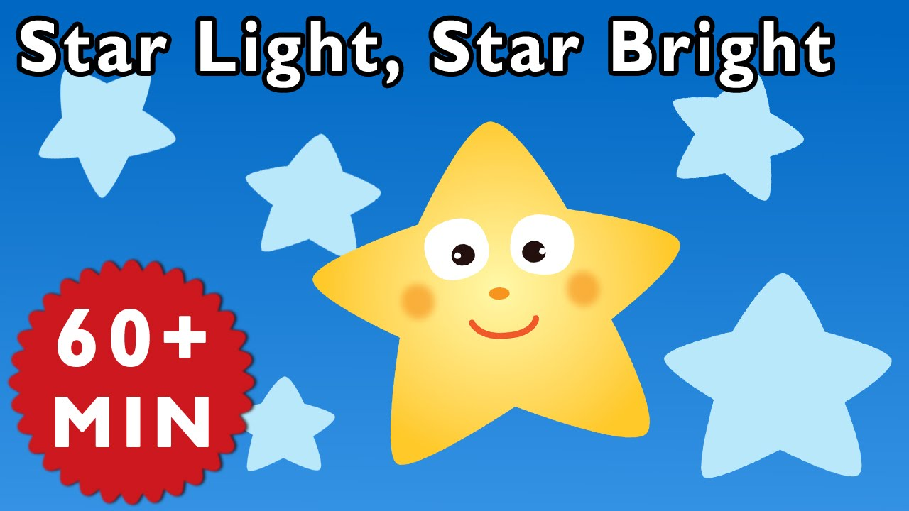 Star Light, Star Bright and More | Nursery Rhymes from Mother Goose Club!