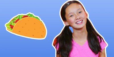 Twelve Tasty Tacos | NEW TASTY VIDEO | Mother Goose Club Playhouse Kids Video