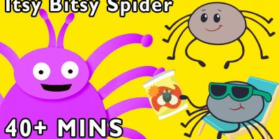 Nursery Rhymes Mother Goose Club | Itsy Bitsy Spider and many more | Kids Songs | Songs for Children