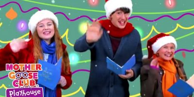 Holiday Songs   Christmas is Here   Johnny Johnny Baby Songs From Mother Goose Club   Santa Songs