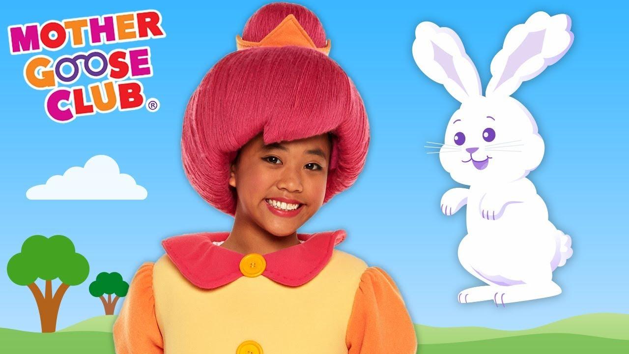 Little Bunny Foo Foo   Mother Goose Club Songs for Children   Songs for Kids