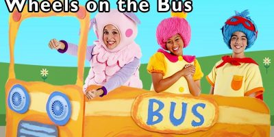 Nursery Rhymes for Kids by Mother Goose Club | The Wheels on the Bus and More Kids and Baby Songs