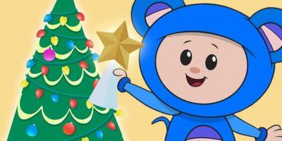 Ay Arbolito de Navidad | Canciones Infantiles | Mother Goose Club en Español