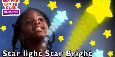 Mother Goose Club Playhouse | Star Light Star Bright | Kids | Mother Goose Club Rhymes for Children