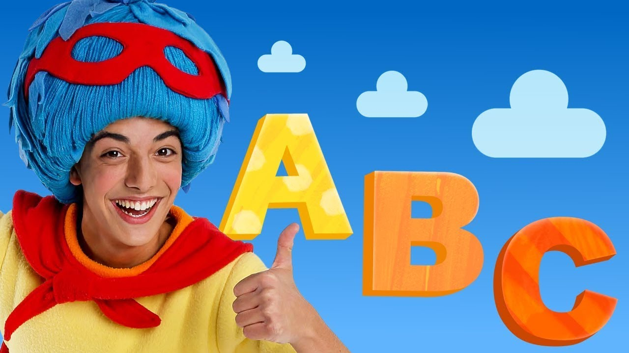 Songs for Babies | ABC Song | Mother Goose Club Playhouse Learn English | Language Learning for Kids