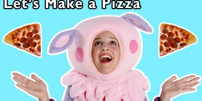Let's Make a Pizza and More | FUN EATING SONG | Baby Songs from Mother Goose Club!