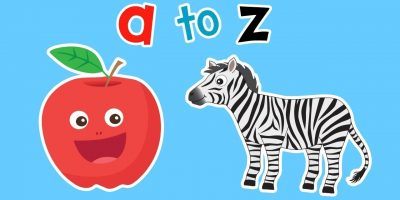 Apple to Zebra | BACK TO SCHOOL ALPHABET | Mother Goose Club Kid Songs